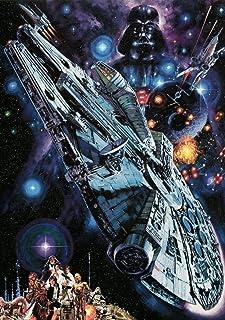 72Tdfc Film Star Wars Puzzle Adulte 1000 Pièces Puzzles Adulte Fille 3D Bois Puzzle Enfant Jeux Jouets Classiques Chiffres...