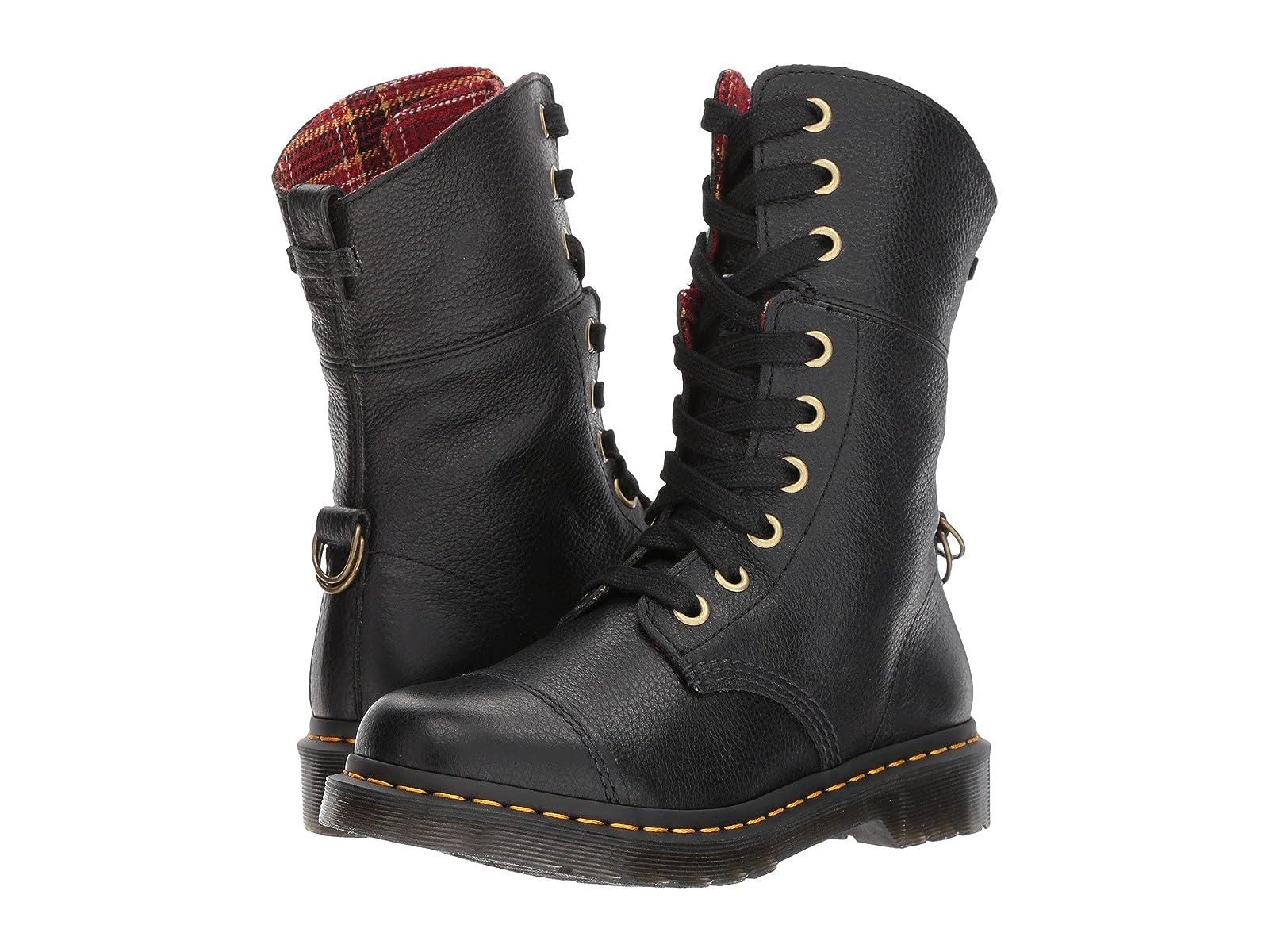 Dr. Martens Aimilita 9-Eye Toe Cap BootAffordable and distinctive shoes
