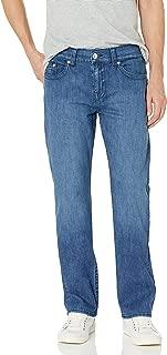 True Religion Men's Ricky Straight Leg Jean - Blue