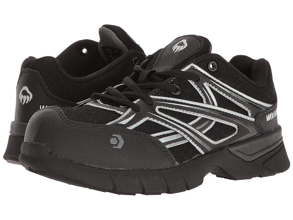 Wolverine Jetstream Composite Toe (Black) Women's Shoes