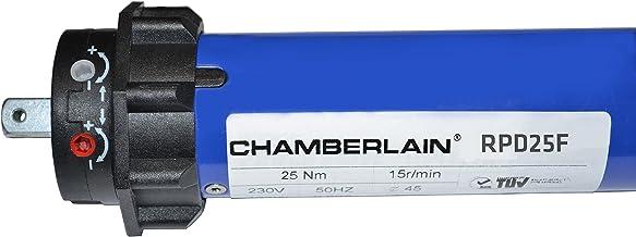 Chamberlain rolluikaandrijving 25 Nm met radio, 1 stuks, RPD25F-05