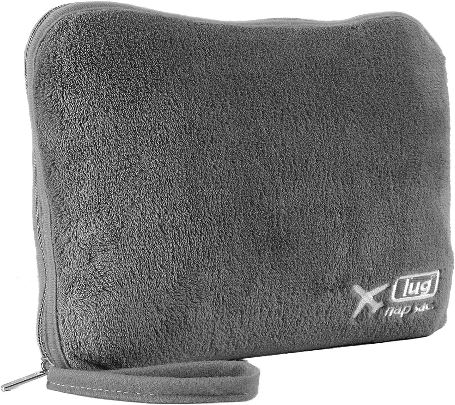 Lug Fort Worth Mall Nap Sac Easy-to-use Blanket Pillow Fog Size Grey One