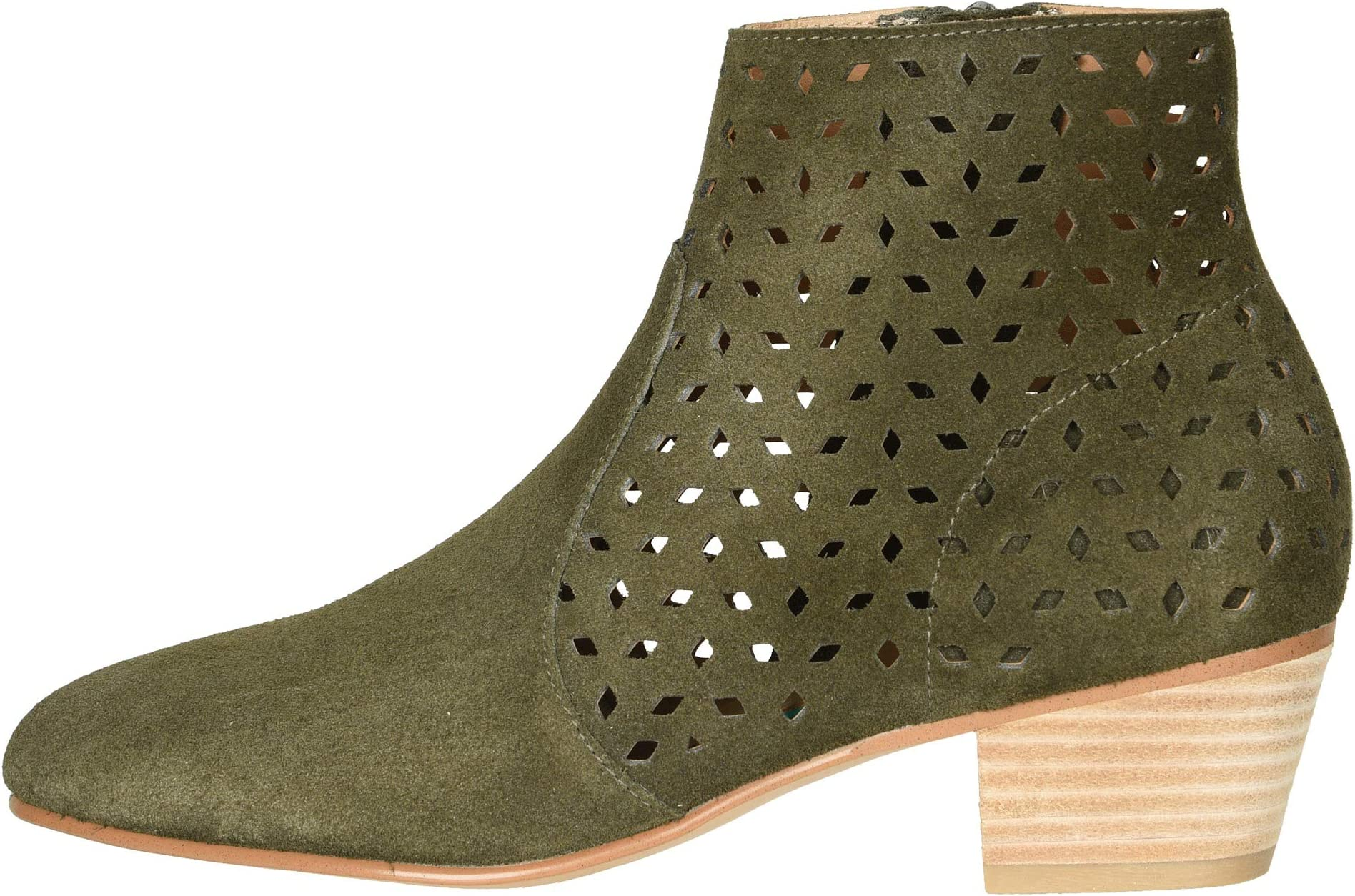 Soludos Lola Perforated Bootie | Women's shoes | 2020 Newest