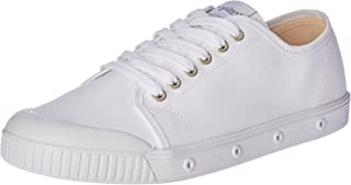 Spring Court Men's G2N-1001 Canvas Trainers, White