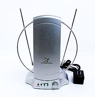 Lava HD-468 Indoor HDTV Antenna 50 Mile Receiving Range