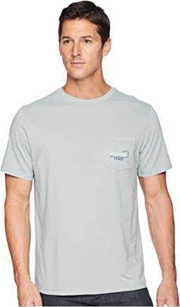 Vineyard Vines Short Sleeve Vineyard Hook Pocket Tee