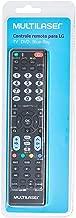 Controle Remoto Multilaser - Tvs Lg Preto - AC316