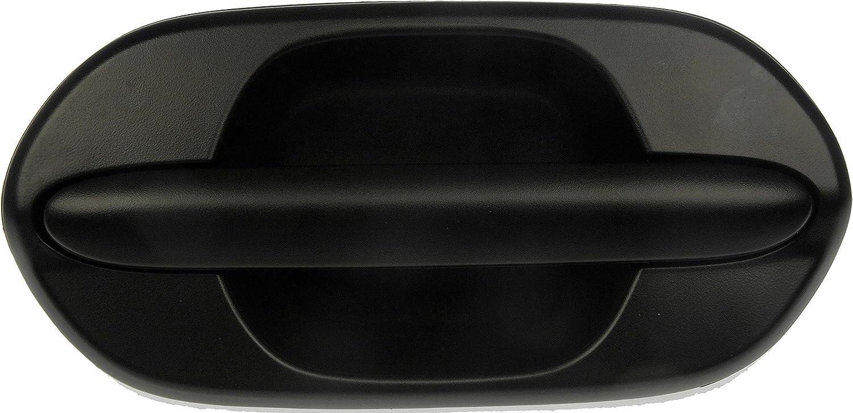 Dorman 81090 Driver Side Sliding Black Door New Shipping Free Award Handle Exterior
