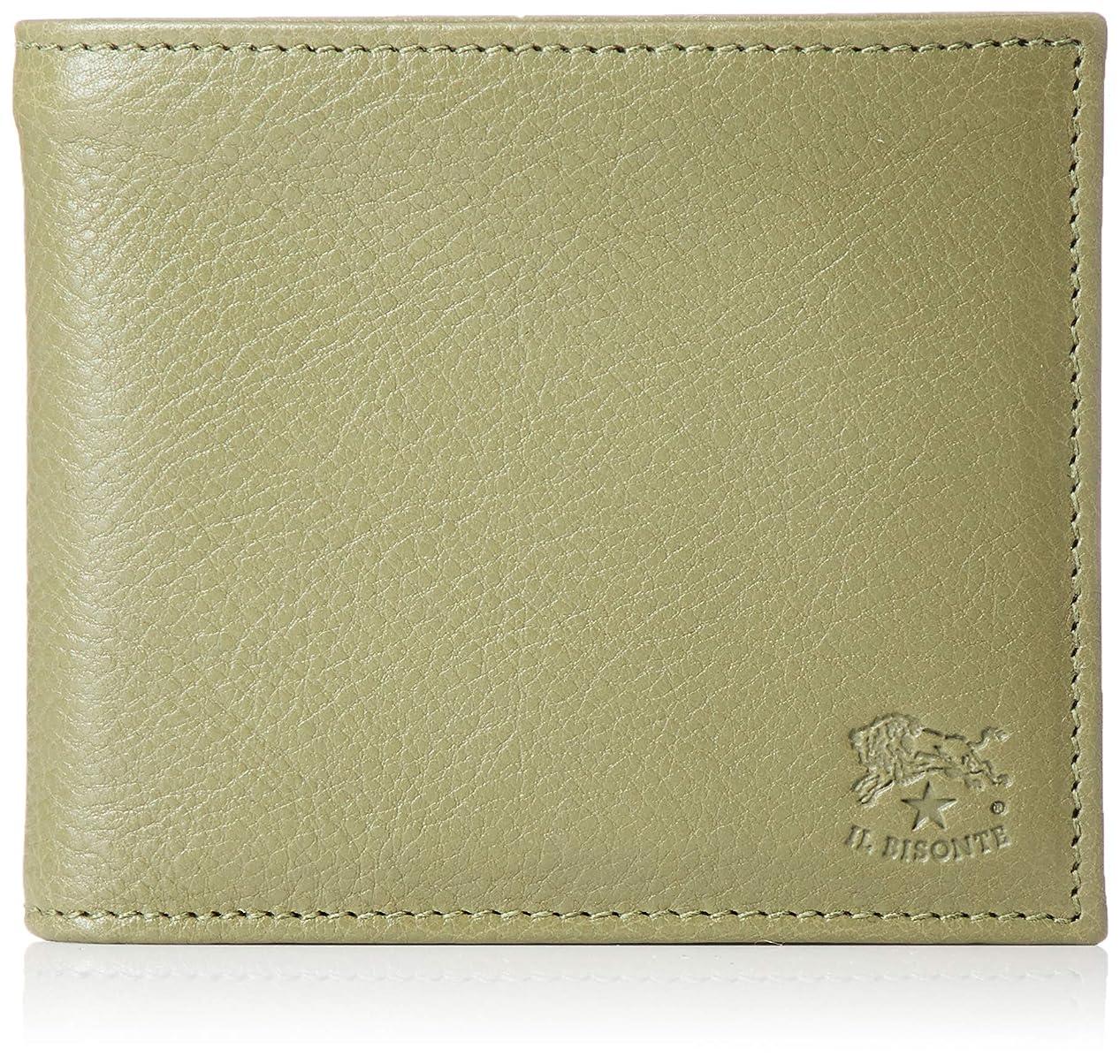 モッキンバード検体メイド[イル ビゾンテ] 二つ折り財布 C0817EP Original Leather 並行輸入品 IL-C P-955 [並行輸入品]