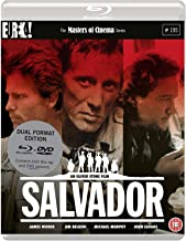 Salvador 1986 Masters of Cinema Dual Format edition