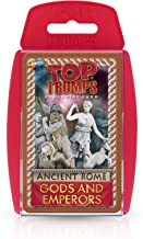 Top Trumps Ancient Rome - Gods and Emperors Card Game