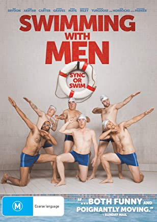 SWIMMING WITH MEN (DVD)