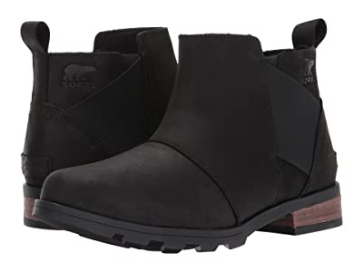 SOREL Emelie Chelsea (Black) Women