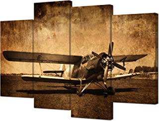 Best aviation canvas art Reviews