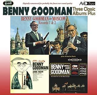 3 Classic Albums Plus - Benny Goodman