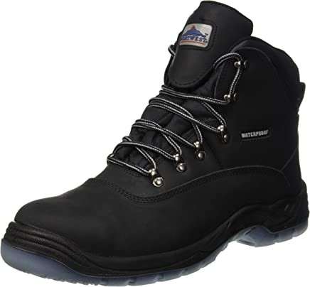 Leather All Weather Boot Trainer Breathable Waterproof Toecap Midsole 5 - 13 [11] : boots