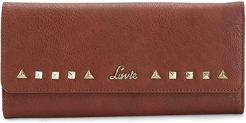 Naima XL Tri Fold 2 Women s Wallet Tan