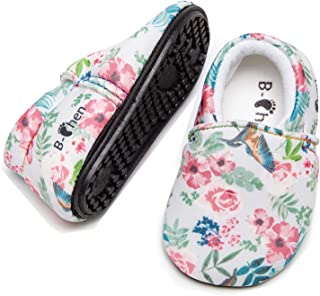 9+ Styles for Boys & Girls! Child Baby Warm Shoes Non Skid Slipper Socks Infant First Walker House Walking Crib Shoes