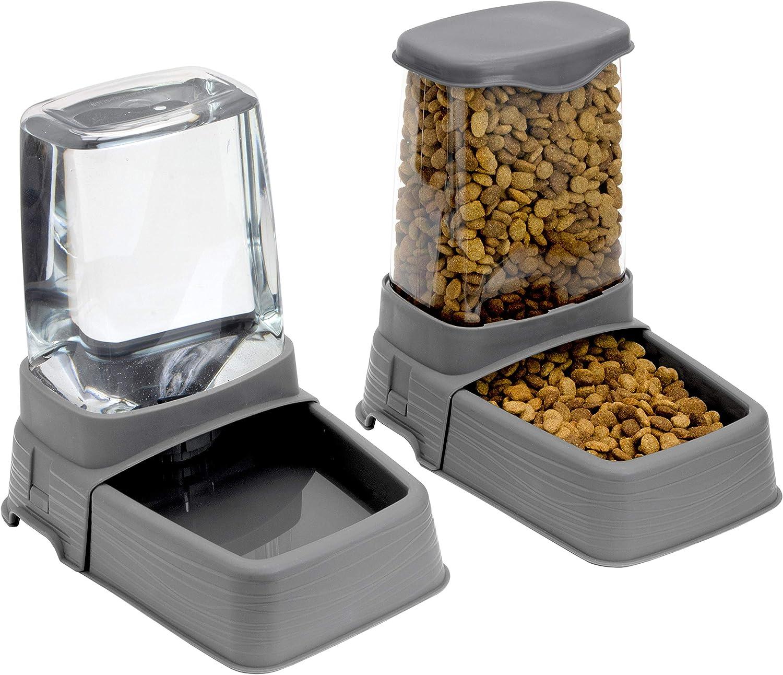SPORT PET Pet Food Bowls & Mat Kit