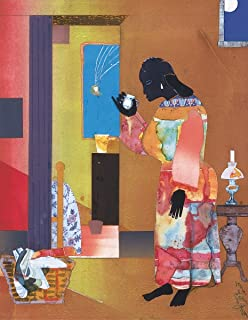 Falling Star 1979 by Romare Bearden Women People Museum African Ethnic Print Poster (Choose Size)