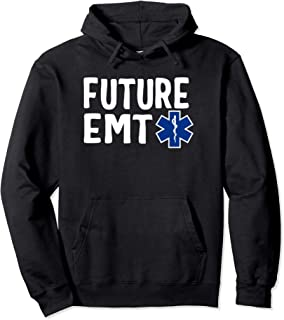 EMS In Training Future EMT Hoodie Gift