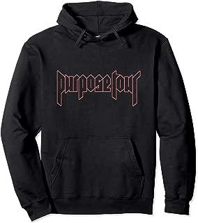Purpose Tour Merch Outline Hoodie