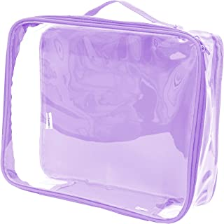 Clear Stadium Approved Tote Bag/Perfect for Concerts, Game Day, and Storage Cube