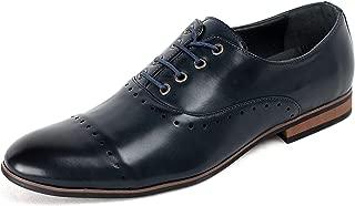 Homme Chaussures à Lacets Smart Travail Bureau Noir Marron Formel Taille 6-11 dernières