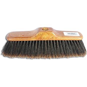 FAMI - Cepillo Barrer Pelo Natural Domestico Nogal Crin