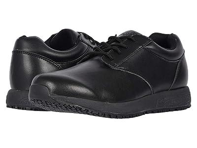 Propet Spencer (Black Leather) Men
