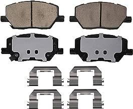 Magneti Marelli by Mopar 2AMV3886AA Front Disc Brake Pad Kit