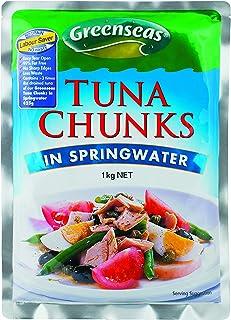 Greenseas Tuna Chunks in Springwater, 1kg