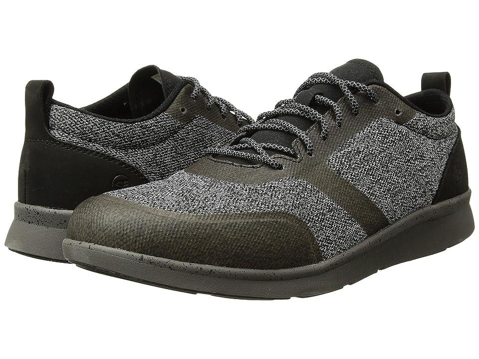 Superfeet Stuart MX (Black/Charcoal Gray) Men