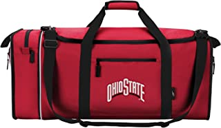 The Northwest Company Officially Licensed NCAA Boise State University Steal Duffel, Red, One Size