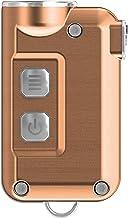 NITECORE TINI-CU Nitecore TINI 380 Lumens Mini Metallic USB Rechargable Keychain Light - Copper, Youth-Unisex, Copper