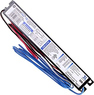 1-PACK LINEAR FLORESCENT BALLAST PARALLEL LAMP WIRING GE 71731 ULTRAMAX LOAD SHED 0-10V DIMMING ELECTRONIC BALLAST