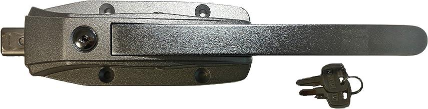 佐伯金属 業務用冷蔵庫用 フリーザー密閉用セフティハンドル NK602