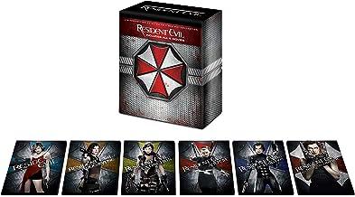 Resident Evil / Resident Evil: Afterlife / Resident Evil: Apocalypse / Resident Evil: Extinction / Resident Evil: Retribut...