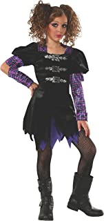 Rubie's Punk Goth Costume, Medium
