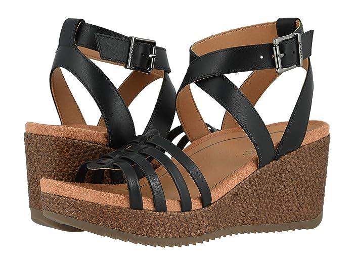 VIONIC  Clarisa (Black) Womens Shoes