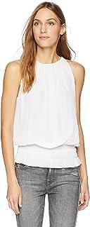 Lauren Elastic Waist Sleeveless top