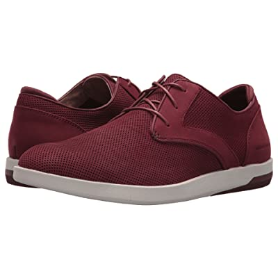 Mark Nason Lite Block Geffen (Burgundy) Men