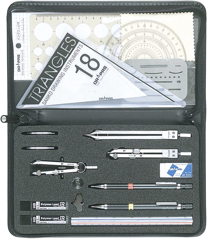 nuevo listado 18 18 18 053 502 from seven pairs Dora path all-in-one drawing instrument (japan import)  punto de venta de la marca