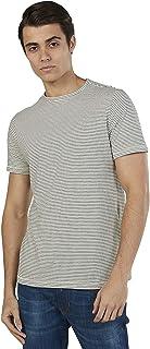 Lee Cooper Men 3203021 STRIPES ROUN Tshirts