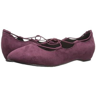 Soft Style Colleen (Bordeaux Faux Suede) Women