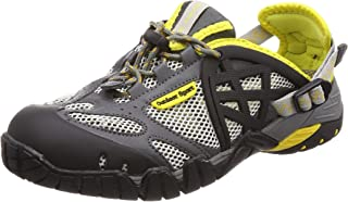 Aleader 4562320453288 Amphibious for the sea, river Men's hiking Outdoor Walking shoes Yellow 245, one size