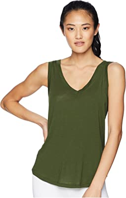 In The Deep V-Neck Tank Top