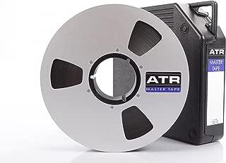 "Premium Analog Recording Tape by ATR Magnetics | 2"" Master Tape - Modern Classic Sound | 10.5"" Precision Reel | 2500' of Analog Tape"