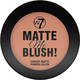 W7- Matte Me Blush (24) - Going Out