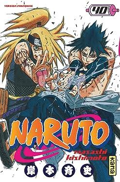 Naruto - Tome 40 (Shonen Kana) (French Edition)